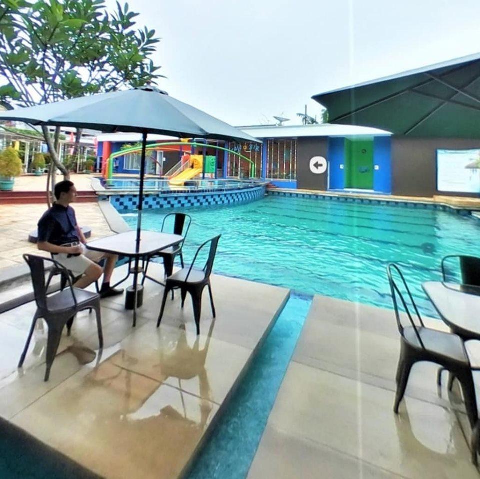 Binong 1 Residence rumah cluster