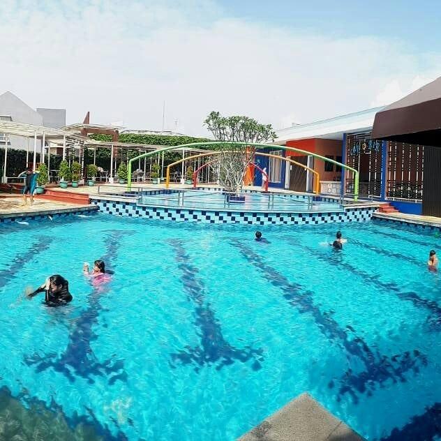 kolam renang B1R
