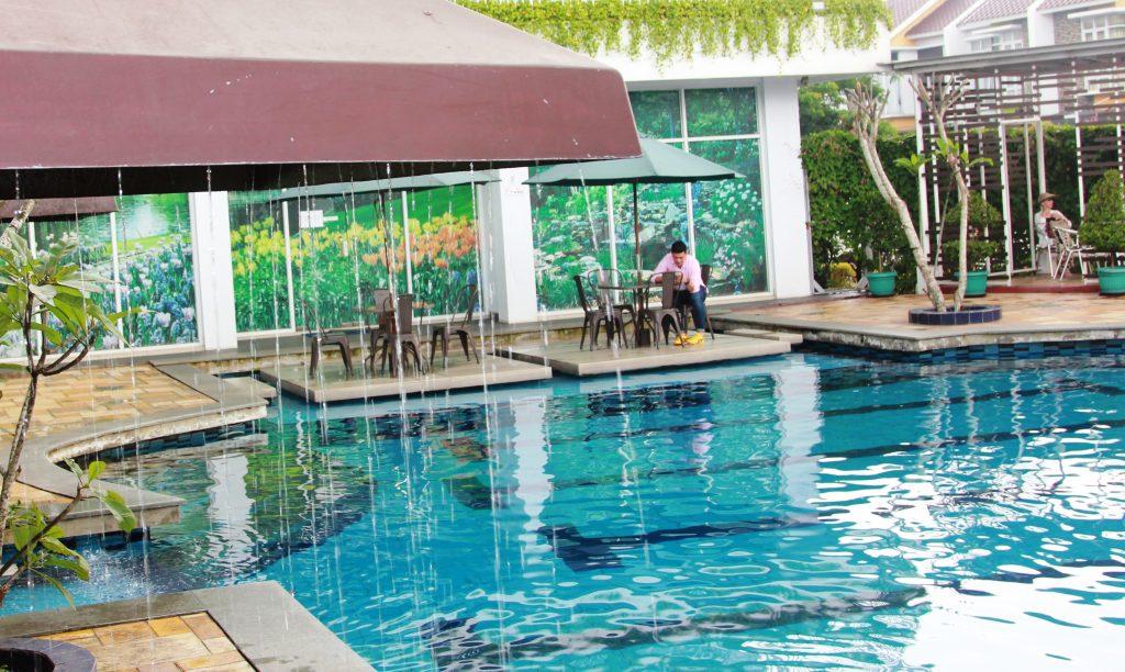 belajar renang di Binong